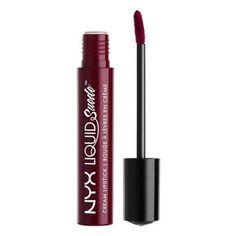 NYX Liquid Suede Cream Lipstick - Vintage