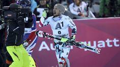 Entfesselter Hirscher gewinnt den Kitz-Slalom - kurier.at