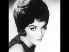 From 1961 and a top 10 hit for Connie Francis in 1962 - When The Boy In Your Arms