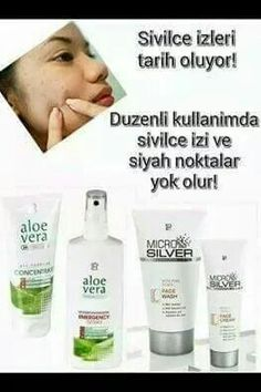 Aloevera box ve microsilver bulusmasi ile sivilce siyah nokta ve izlerden kurtulun Lr Beauty, Face Wash, Aloe Vera, Health And Beauty, Personal Care, Skin Care, Personal Hygiene, Skin Treatments, Asian Skincare
