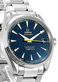 Omega James Bond Spectre Movie Men's Watch Check https://www.carrywatches.com Omega James Bond Spectre Movie Men's Watch #engravedwatches #mensluxurywatches
