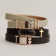 """Faith is seeing light with your heart, when all your eyes see is darkness.""  #faith #keepcollective #bracelet #ikeepfaith #ikeephappy"