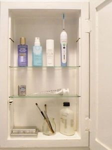 How to Build a Recessed Medicine Cabinet