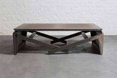 FUTURISTIC TRANSFORMER TABLE BY DUFFY LONDON • DESIGN. / VISUAL.