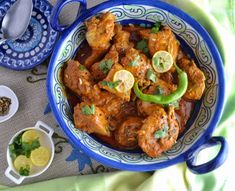 Achari Chicken, Chicken Karahi, Tandoori Chicken, Coriander Cilantro, Fresh Coriander, Vegetable Puree, Vegetable Dishes, Chicken Handi, Karahi Recipe