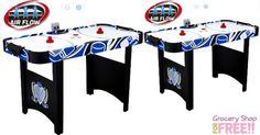 Air Hockey Table Just $34.84 At Walmart! Was $89!