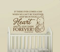 Winnie the Pooh Love and Life Quotes and Sayings Removable Wall Stickers Decals for Nursery Bedroom Wall Decorating Ideas