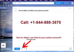 Having an issue with attaching the .EXE file on Yahoo? It's obvious to work out to fix this issue as you need to attach it in order to send others for the different purpose. Read More: Search Web, Read More, Accounting, Purpose, Ads