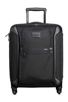 TUMI Alpha Lightweight four-wheel cabin suitcase 54.5cm