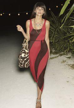 FELICITY & COCO Stripe Jersey Maxi Dress | Nordstrom #JuneCatalog