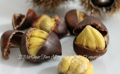 castagne microonde
