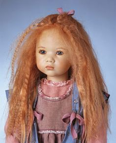 Himstedt Dolls 2003 Collection | The Himstedt Gerti Doll from the 2003 Collection