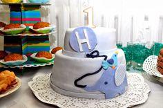 Hubisiowo: Pierwsze urodziny Hubisia