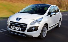 Peugeot 3008 Hybrid4 Price: from £26,995 Drivetrain: Diesel/electric hybrid Approximate range: More than 400 miles