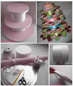 Show your cupcakes with style!!!