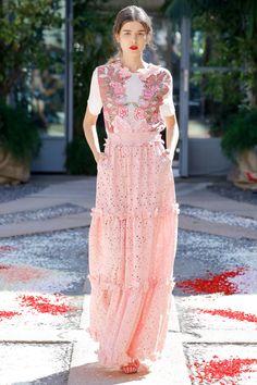 Luisa Beccaria Spring 2018 Ready-to-Wear Fashion Show