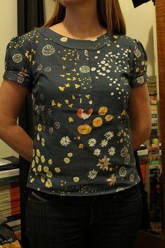 Lisette Market blouse