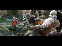 For Honor - The Warden Trailer (PC/PS4/XBOX ONE)