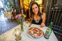 Pizza / Napoli Italy 2015
