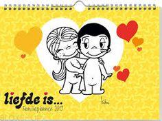 Afbeeldingsresultaat voor scheurkalender liefde is