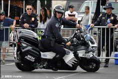 Kawasaki GTR1400 - Messa Police