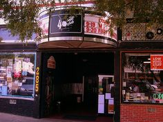 """The 40 Watt Club is a music venue in Athens, Georgia. Along with CBGB's, the Whisky a Go Go, and selected others, it was instrumental in launching American punk rock and """"New Wave music.  The 40 Watt Club was the primary performance space for numerous """"Athens bands"""", including Pylon, R.E.M., Drivin N Cryin, Guadalcanal Diary, The Primates, Indigo Girls, Modern Skirts, Mastodon and others. Its DIY ethos and informality were instrumental in the fostering of punk rock and a """"scene"""" in Athens…"""