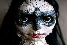 Lalki artystyczne/Art dolls : ArteHora Hey Moth face
