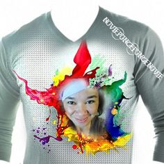 ★ Cheerful Rainbow Colors ★ Hey guys buy one take one its cold muccchh its time to wear long sleeve!!!!haha https://www.facebook.com/novie.ponce/posts/735996486486109