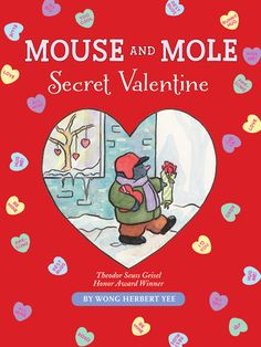 Mouse and Mole, Secret Valentine by Wong Herbert Yee