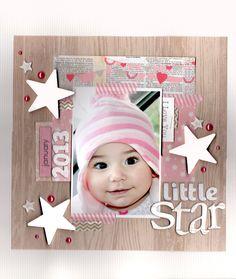 little star - Scrapbook.com