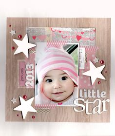 little star - Scrapbook.com