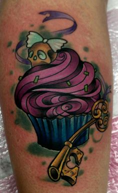 If I don't have a baking tattoo ... I'd be daft.