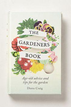 the gardeners book