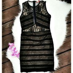 SEXY Open back lace dress Midi open back sexy dress Dresses Midi