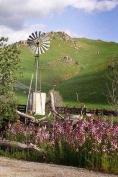 Beautiful country scene ~ღ~