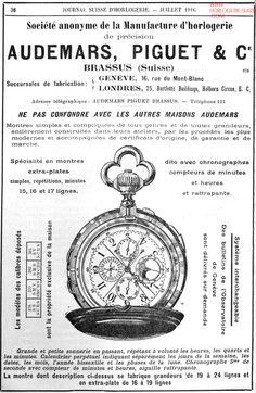 Audemars Piguet & C'