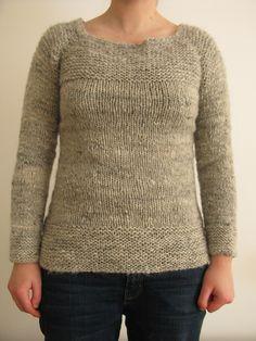 Ravelry: Caora Sweater by Littletheorem