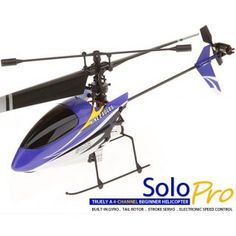 Nine Eagles Solo Pro 260A 4 Channel RC Helicopter