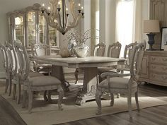 A.R.T. Furniture Renaissance Dining Set  luxdecor.com