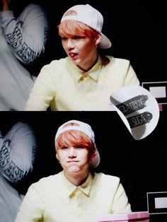 BTS @ 2015 Fansigning - 3rd mini album 화양연화 pt.1 - 150515               Sinchon/Myeongdong  (Sinchon U-Plex)