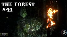 The Forest #41 [Facecam] - Nachtwanderung - Let's Play The Forest