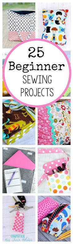 Projets de couture pour débutants