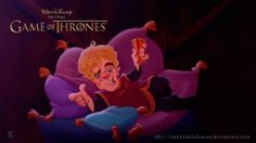 Já imaginou os personagens de Game of Thrones em versão Disney? - Slideshow - AdoroCinema