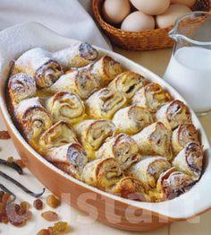 Hungarian Cuisine, Hungarian Recipes, Hungarian Food, Crepes, Oreo, Cauliflower, Cake Recipes, Breakfast Recipes, Pancakes