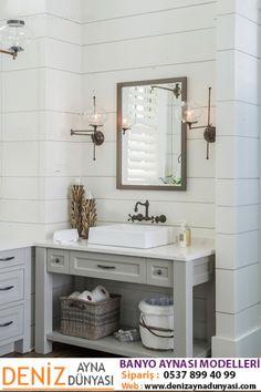 Luxury Small Farmhouse Vanity