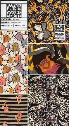 Wiener Werkstatte textiles
