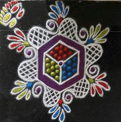 Jyothi mahajan kale 's rangoli