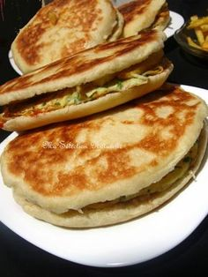 Chapati tunisien.. »enfin la recette « | Ma Sélection Naturelle Primal Recipes, Easy Healthy Recipes, Cooking Recipes, Turkish Recipes, Indian Food Recipes, Ethnic Recipes, Tunisian Food, Snap Food, Good Food