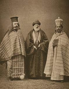 The Mullah and The Priests | 19th century Studio photo by th… | Flickr