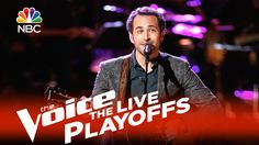 "The Voice 2015 Joshua Davis - Live Playoffs: ""Budapest"""